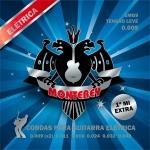 ENCORDOAMENTO P/ GUITARRA 009 MONTEREY EMG9