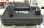 MICROFONE SEM FIO UHF 1 MAO TAG TM559 USADO