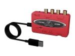 INTERFACE USB BEHRINGER UCA222 U-CONTROL
