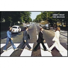 QUADRO THE BEATLES ABBEY ROAD 0055