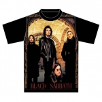 CAMISETA BLACK SABBATH TAM. G