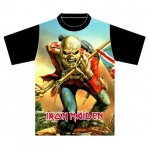 CAMISETA IRON MAIDEN TAM G - 301042